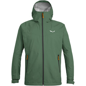 SALEWA Puez Aqua 3 Powertex Chaqueta Hombre, duck green